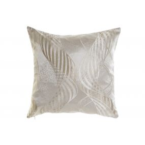 CUSHION POLYESTER 45X45 450 GR. BEIGE