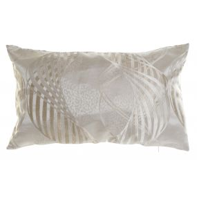 CUSHION POLYESTER 50X30 350 GR. BEIGE
