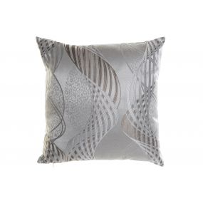 CUSHION POLYESTER 45X45 450 GR. GREY