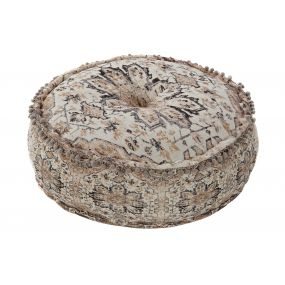 FLOOR CUSHION COTTON 60X60X23 7,5 KG. FLECOS