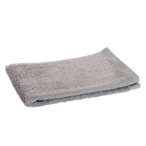 TOWEL COTTON 30X50 550 GSM. GREY