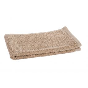 TOWEL COTTON 30X50 550 GSM. DRESSING TABLE BROWN