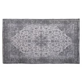 CARPET POLYESTER COTTON 230X160 1100 GSM. WORN OUT