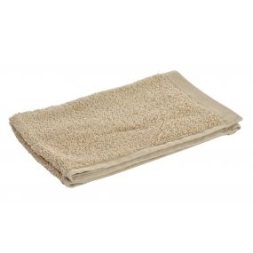 TOWEL COTTON 30X50 550 GSM. BEIGE