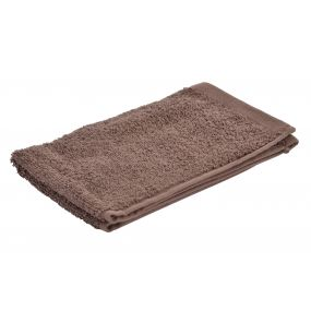 TOWEL COTTON 30X50 550 GSM. BROWN
