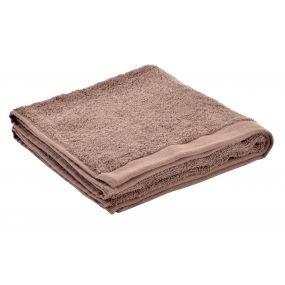 TOWEL COTTON 50X100 550 GSM. BROWN