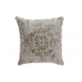CUSHION COTTON 45X45 800 GR. DIVINE BEIGE
