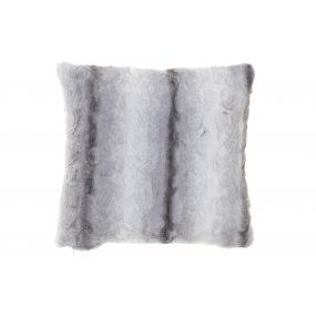 CUSHION POLYESTER 45X45 380 GR. TWO-COLORED