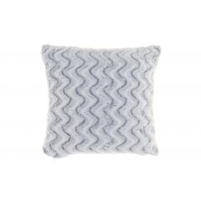 CUSHION POLYESTER 45X45 380 GR. WHITE