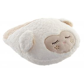FOOT WARMER POLYESTER 37X44 SMALL SHEEP WHITE