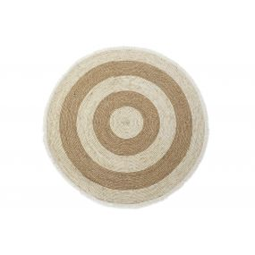 CARPET FIBER 80X80 80 FLECOS NATURAL