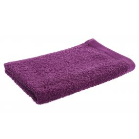 TOWEL COTTON 30X50 550 GSM. DRESSING TABLE MAUVE