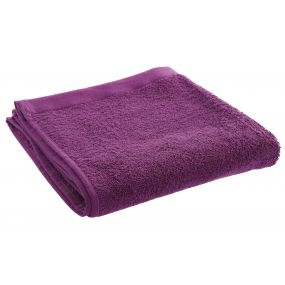 TOWEL COTTON 50X100 550 GSM. SINK MAUVE