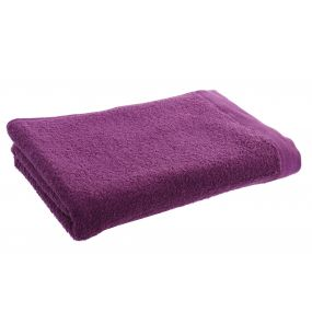 TOWEL COTTON 70X140 550 GSM. SHOWER MAUVE