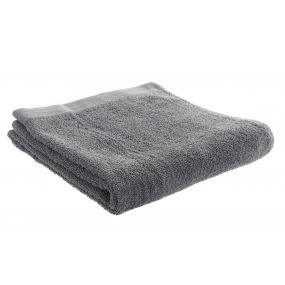 TOWEL COTTON 50X100 550 GSM. SINK DARK GRAY