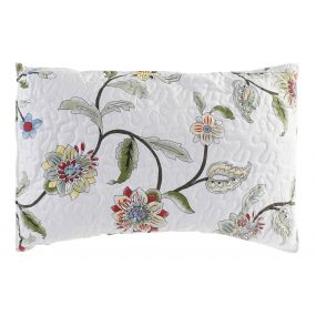 CUSHION COTTON POLYESTER 60X40 400 GR. FLORAL