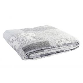 QUILT COTTON POLYESTER 240X260 295 GSM. PATCHWORK