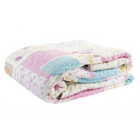 QUILT COTTON POLYESTER 180X260 285 GSM. PATCHWORK