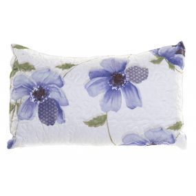CUSHION POLYESTER 60X40 400 GR. LILAC
