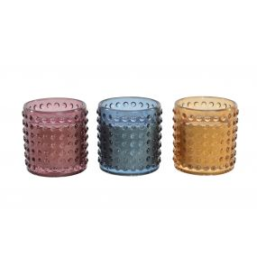 CANDLE WAX FRAGRANCE 8X8X8 300 GR. RELIEF 3 MOD.