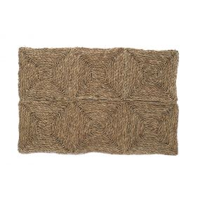 CARPET FIBER 60X90 NATURAL