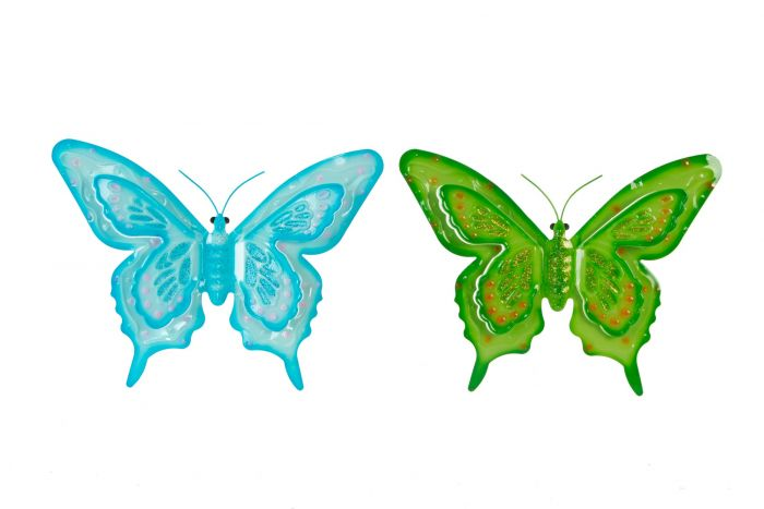 Enchanted Butterflies 50 assorted  resin butterflies