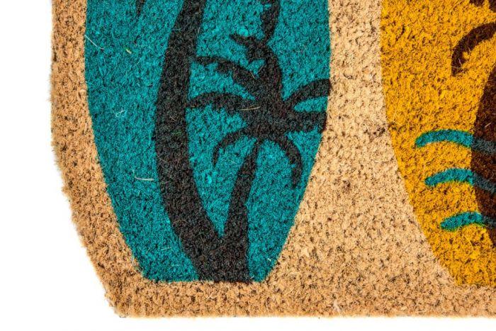 Palm Colgar de la Pared Tiesto Palma de Coco Tiesto Cesta para la decoraci/ón del jard/ín 20cm Semirredonda Coco Liner sustituci/ón del Revestimiento de Fibra