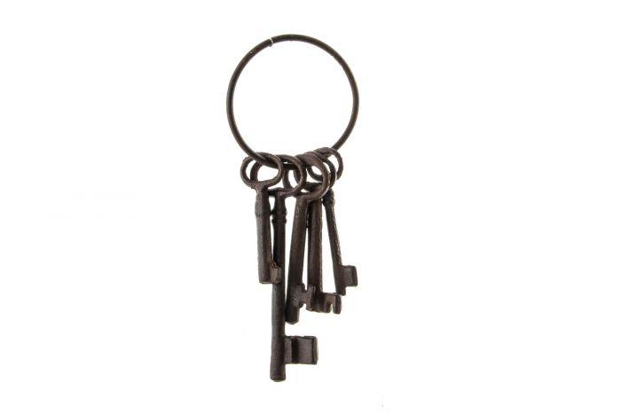 Nautical Shell Key Hider Box Cast Iron Decorative Trinket Box Jewelry Holder