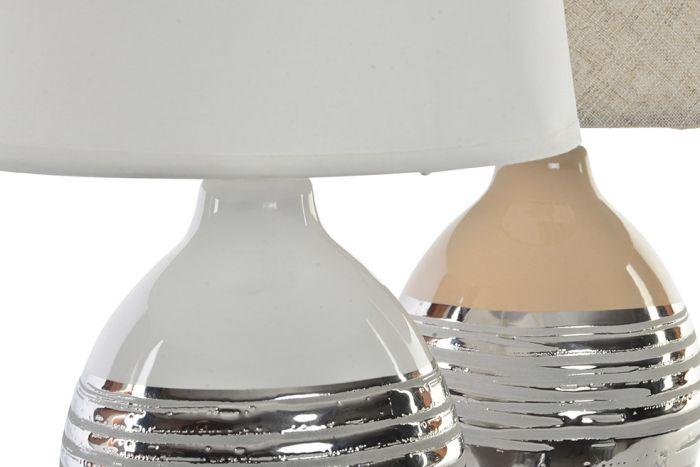 Lampada Da Tavolo Ceramica 20x30 2 Mod