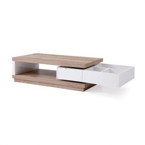 Tafel - Salontafels - Coffee table mdf 120x60x45