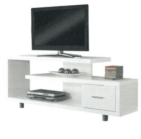 Kast - Dressoir - Tv cabinet mdf 140x40x50 white