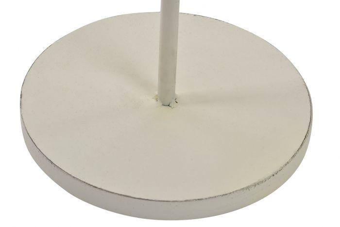Color Blanco Toallero de pie m/ármol Norpro