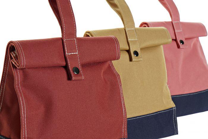 Textiel - Tassen - Thermal bag polyester 19x13x31 5 3 mod.