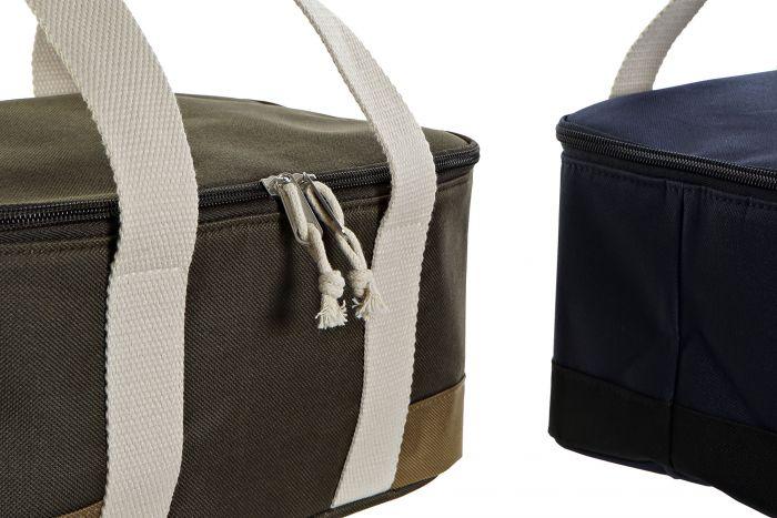 Textiel - Tassen - Thermal bag polyester pu 30x20x15 2 mod.