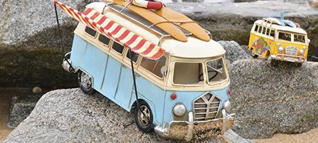 Decorative vehicles