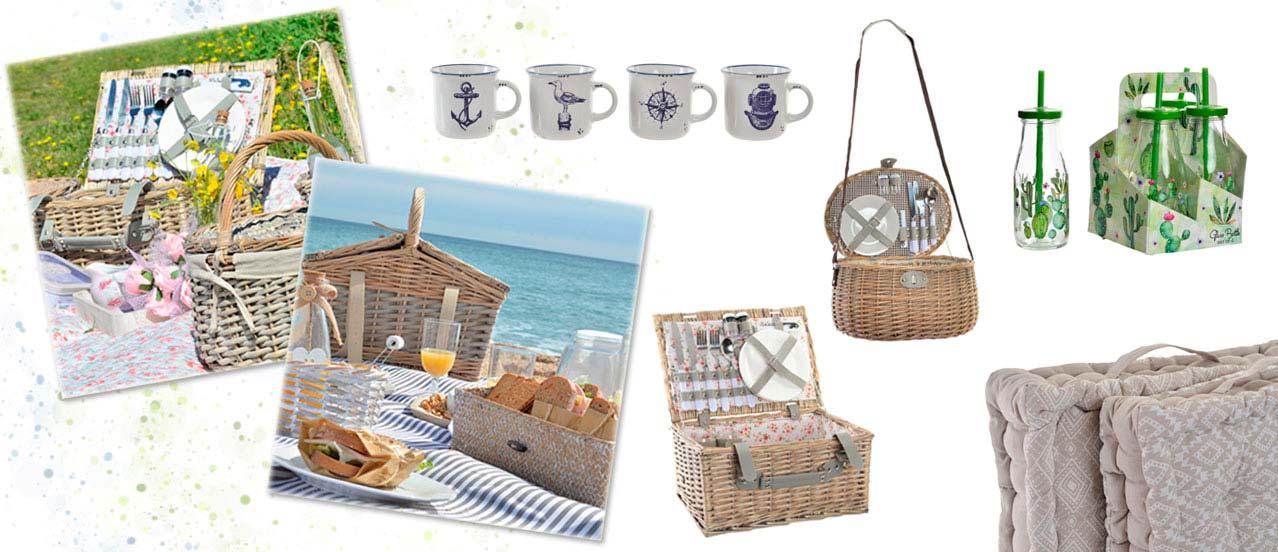 Marine picnic items