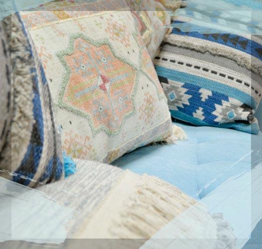 decoración textil Item International