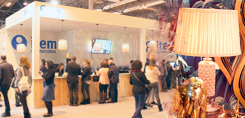 A September of exhibitions: Maison & Objet, Intergift and Expohogar