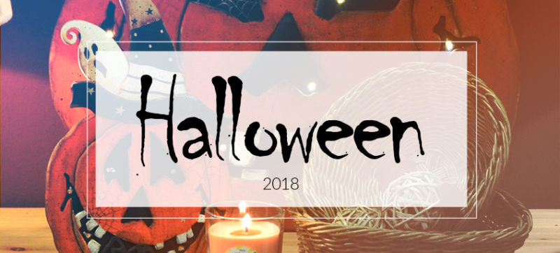 Ideas for your business: Halloween 2018