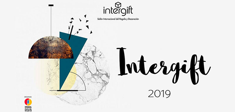 We come back to Intergift (Madrid) from February 6 to 10