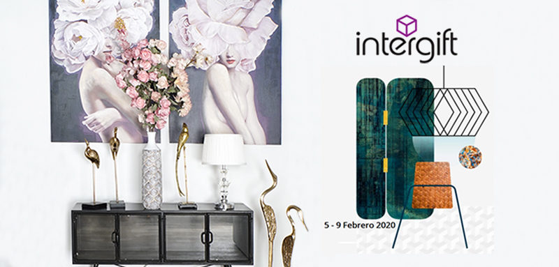 February Intergift, trends in decoration 2020