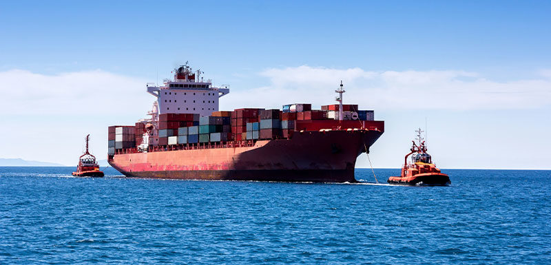 How has ITEM International been affected by the changes in the shipping industry?